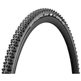 "SCHWALBE X-ONE Bite Bike Tire 28"", foldable black"